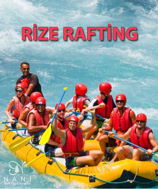 Rize Rafting